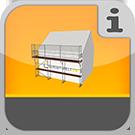 1.1.1.7.0 - Einzelteile und komplette Pakete aus verschiedenen Systemen rund um den Dachfangschutz Dachfanggerüste