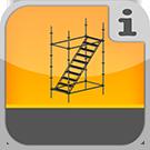 1.1.2.5.0 - Robuste Systemtreppen mit komfortabler Breite für den den vielseitigen Einsatz Bautreppen