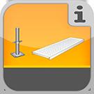 1.1.3.0.0 - Gerüstteile, die unabhängig von bestimmten Systemen genutzt werden können und häufig Standardteile sind Universelle Gerüstteile