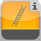 1.1.3.4.0 - Ankuppelbare Leitern und Aufstiegshilfen Gerüstleitern
