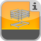 1.1.8.0.0 - Alles rund um die Lagerung von Gerüstteilen Lagerung & Transport