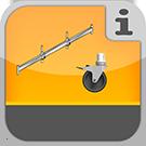 1.2.12.0.0 - Modellunabhängiges Zubehör für Rollgerüste Universelles Zubehör Rollgerüst