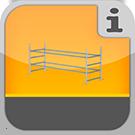 1.2.3.1.0 - Komplette Erweiterungspakete für Profirollgerüste Erweiterungspakete