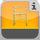 1.2.9.0.0 - Alle Rollgerüste der Marke Stuver, sowie deren Einzelteile und Zubehör Stuver Rollgerüst