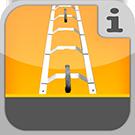 1.3.11.0.0 - Leitern sortiert nach Berufsgruppen für entsprechende Spezialanwendungen Spezialleitern für Berufsgruppen
