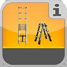 1.3.1.0.0 - Voll teleskopierbare Anlegeleitern und teleskopierbare Stehleitern Teleskopleiter