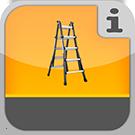 1.3.2.0.0 - Steh-oder Klappleitern, von der Haushaltsleiter bis zum professionellen Modell Stehleiter