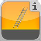 1.3.3.0.0 - Anlegeleitern verschiedener Art Anlegeleiter