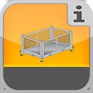 1.4.3.2.0 - Transportbehälter für den Einsatz in der Bauwirtschaft und Industrie Vollwandbehälter & Gitterboxen