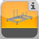 1.4.3.3.0 - Modulares Palettensystem mit breitem Anwendungsbreich Palettensystem Duralock
