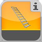 1.5.0.0.0 - Verschiedene Treppenlösungen aus Gerüst für eine temporäre Nutzung oder auch als Dauerinstallation Treppen
