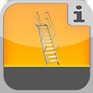 1.5.5.0.0 - Individuell gestaltbare Treppengänge aus Aluminium Permanent-Treppe