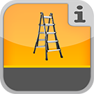 1.9.4.0.0 - Ausgesuchte Leitern und Tritte für den Eventbereich Leitern & Tritte