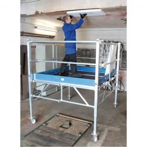 Weise Rollbock 5000 Klappeinheit mit Grundausstattung bis AH 1 m