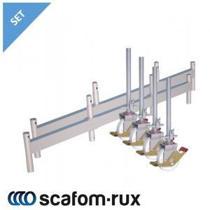 Universal-Fahrgerüst-Set für Fassaden- und Modulgerüste