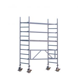 Fahrgerüst Rux Mobilo Indoor Plus AH 3,7 m 210 cm