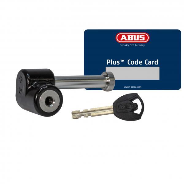 ABUS Fahrgerüstschloss für Gerüstsicherung (2er Set) für Rohr-Ø bis 51 mm