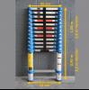 Teleskopleiter ASC Quickstep 3,2-3,8 m  4