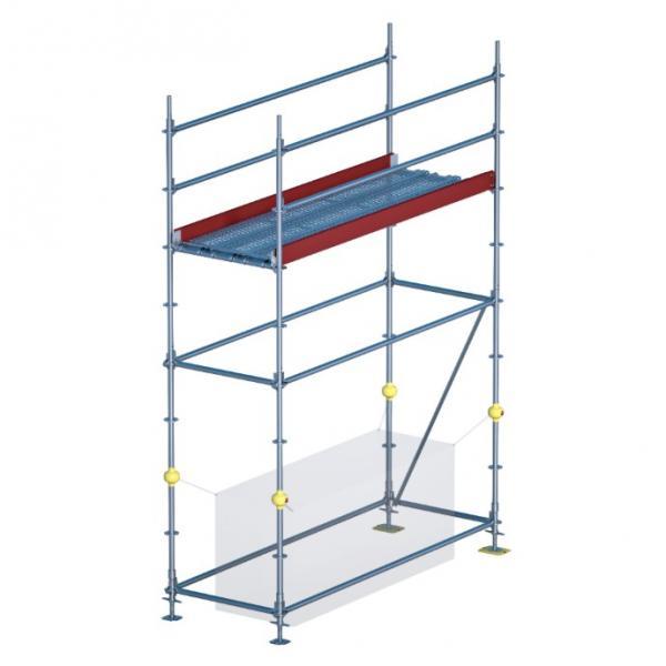 eisfrei ger st mit treppe 12 m ger ste online kaufen ger st welt de. Black Bedroom Furniture Sets. Home Design Ideas