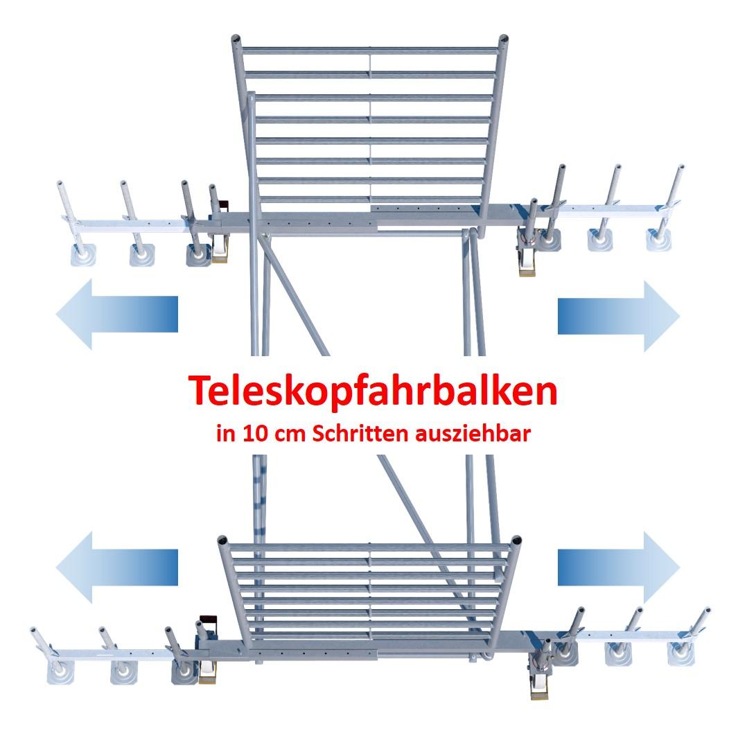fahrger st rux mobilo 800 ah 13 6 m ger ste online kaufen ger st welt de. Black Bedroom Furniture Sets. Home Design Ideas