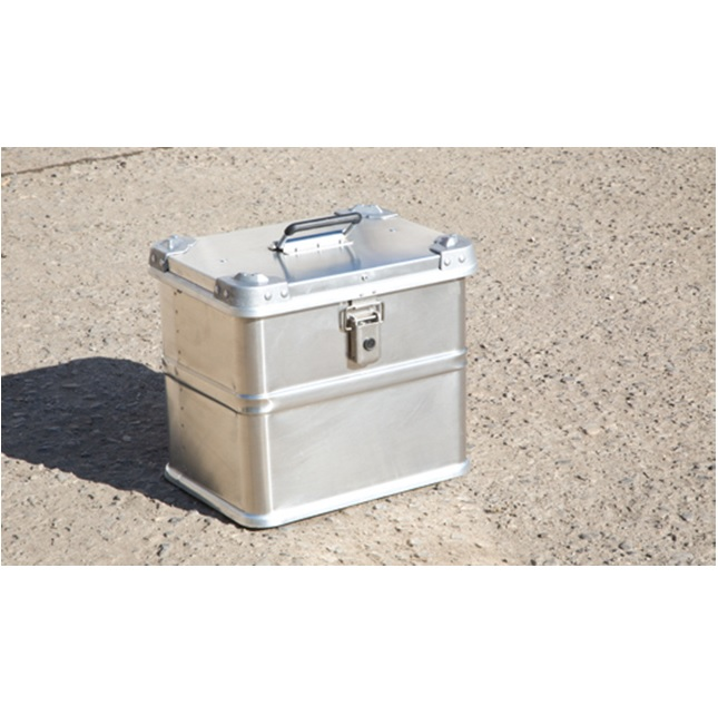 weise stapelbare transportboxen aluminium ger ste online kaufen ger st welt de. Black Bedroom Furniture Sets. Home Design Ideas